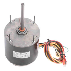 """5-5/8"""" 2-Speed Outdoor Ball Bearing Motor (460V, 1075 RPM, 1/2 HP) Product Image"""