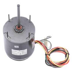 """5-5/8"""" 2-Speed Outdoor Ball Bearing Motor (460V, 1075 RPM, 3/4 HP) Product Image"""