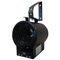 Electric Fan-Forced Garage Heater - 16,378 BTU Product Image