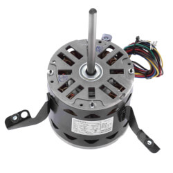 "5-5/8"" 3-Speed Fleximount Fan/Blower Motor (208-230V, 1075 RPM, 1/2 HP) Product Image"