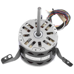 "5-5/8"" 3-Speed Fleximount Fan/Blower Motor (115V, 1075 RPM, 1/3 HP) Product Image"