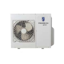 Ductless Mini Split Floating Air Pro, 22 SEER, Multi-Zone Heat Pump, R410A Product Image