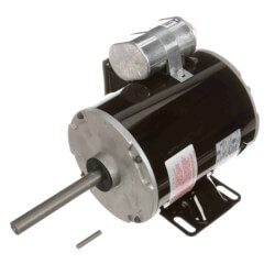 """6-1/2"""" Outdoor Condenser Fan Motor (208-230/460V, 1075 RPM, 48Y, 3/4 HP) Product Image"""
