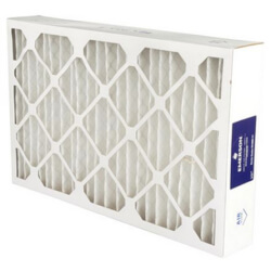 """16"""" x 25"""" x 4"""" Carbon Filter Media, MERV 11 (3 pack) Product Image"""