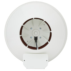 """FR Series Round Inline Exhaust Fan, 6"""" Duct<br>(263 CFM) Product Image"""