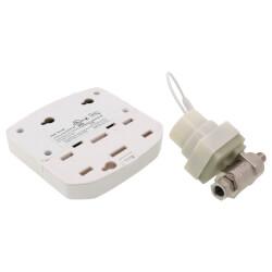 "Ice Maker FloodStop w/ 1/4"" Ball Valve Product Image"