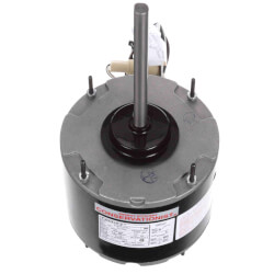 "5-5/8"" 1-Speed Sleeve Bearing Motor<br>w/ B Class Insulation Product Image"