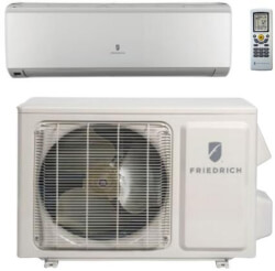 18,000 BTU Floating Air Select Wall Mounted Ductless 1 Zone AC/Heat Pump (Package) Product Image