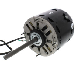 "5-5/8"" 1-Spd Fan/Blower Motor w/ Capacitor (115V, 1050 RPM, 1/4 HP) Product Image"