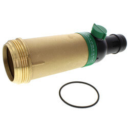 "Bronze Sump for F76S Water Filter (1/2"" to 1-1/4"") Product Image"