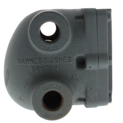 """3/4"""" H-Pattern Float & Thermostatic Steam Trap (15 PSIG) Product Image"""