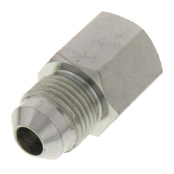 "3/8"" OD Flare x 3/8"" FIP Reducing Adaptor Product Image"
