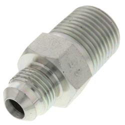 "3/8"" OD Flare x 1/2"" MIP Flare Reducing Adaptor Product Image"