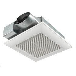 WhisperValue DC 50/80/100 CFM Ventilation Fan Product Image