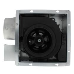 WhisperValue-DC 50-80-100 CFM Pick-A-Flow Ceiling Ventilation Fan w/ LED Light Product Image