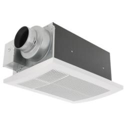 Whisper Warm DC Fan-Heater Heater, 50-80-110 CFM, ECM Motor Product Image