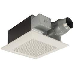 WhisperFit EZ Dual Speed Ventilation Fan, 80 or 110 CFM Product Image