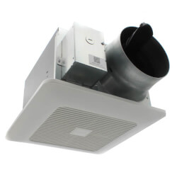 WhisperGreen Select Ceiling Ventilation Fan<br>(110-130-150 CFM) Product Image