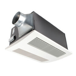 WhisperWarm 110 CFM Ceiling Ventilation Fan<br>w/ Heater Product Image