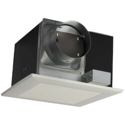 WhisperCeiling 290 CFM Ceiling Ventilation Fan Product Image