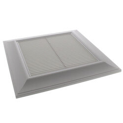 "Designer Grille for Ventilation Fan (13"") Product Image"