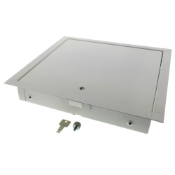 "14"" x 14"" Insulated Fire Rated Access Door for Walls & Ceilings (Steel) Product Image"