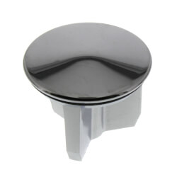 Pop-Up Plunger Assembly For Bath Drain (Chrome) Product Image