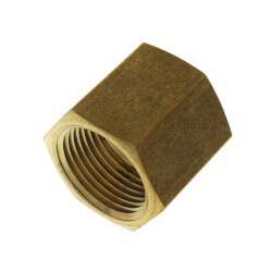 """3/4"""" FHT x 3/4"""" Female Pipe Brass Garden Hose Adapter (Lead Free) Product Image"""