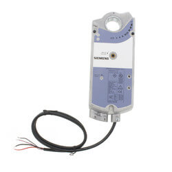GCA Spring Return 142 lb-in Elec. Damper Actuator w/ Standard Cable Product Image
