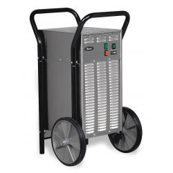 Fantech 124-pint Heavy Duty Steel Dehumidifier (115V/5A) Product Image