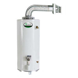 40 Gallon ProLine Direct Vent Residential Water Heater w/ Side Connections (NG) Product Image