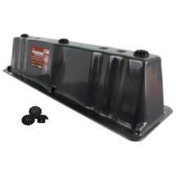 "28"" x 6"" Goliath Furnace<br>Risers w/ Vibration<br>Isolators Product Image"