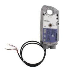 Open Air Rotary Spring Return Actuator (24V) Product Image