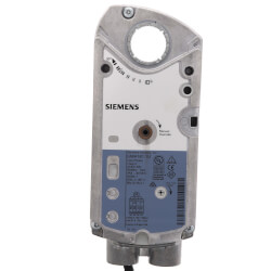 Open Air Rotary Spring Return Actuator with Standard Cables (24V) Product Image