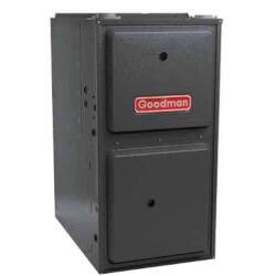 GMEC96 80,000 BTU 96% Efficiency, 2-Stage Burner, Multi-Speed Blower, Upflow/ Horizontal ECM Gas Furnace Product Image