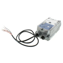 GQD 2-Position 20 lb-in Damper Actuator w/ Plenum Cabling (24V) Product Image