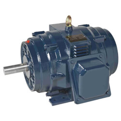 3-Phase ODP General Purpose Motor (230/460V, 1775 RPM, 30 HP) Product Image