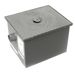 20# Grease Trap<br>10 gpm Product Image