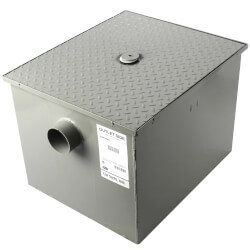 50# Grease Trap<br>25 gpm Product Image