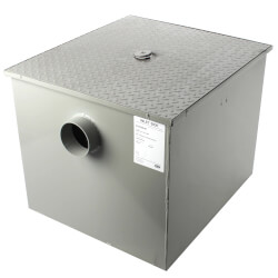 100# Grease Trap<br>50 gpm Product Image