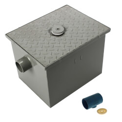 14# Grease Trap<br>7 gpm Product Image