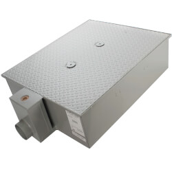 70# Lo-Pro Grease Trap<br>35 gpm Product Image