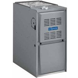 GUH 3 Ton 70,000 BTU 1 Stage Air Handler, 80% Gas Furnace, PSC Motor Product Image