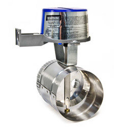 """4"""" Automatic GVD<br>Vent Damper, without harness Product Image"""