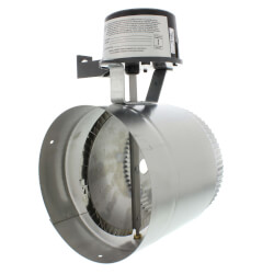 """7"""" Automatic GVD<br>Vent Damper, without harness Product Image"""
