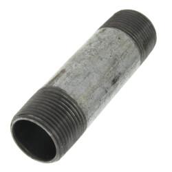 "3/4"" x 3-1/2"" Galv Nipple Product Image"