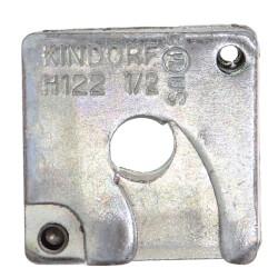 "1/2"" Trapnut Strut Fastener (Silver) Product Image"