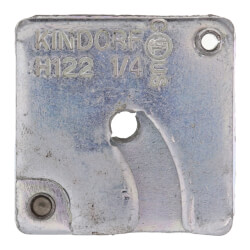 "1/4"" Trapnut Strut Fastener (Silver) Product Image"