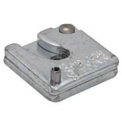 "3/8"" Trapnut Strut Fastener (Silver) Product Image"