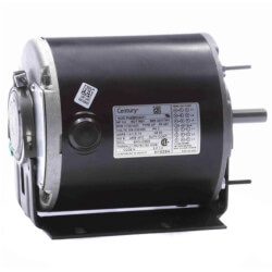 48Y Totally Enclosed 3-Phase Motor (208-230/460V<br>1725/1425 RPM, 1/4 HP) Product Image